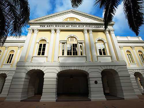 Singapore International Festival of Arts, Singapore Arts House