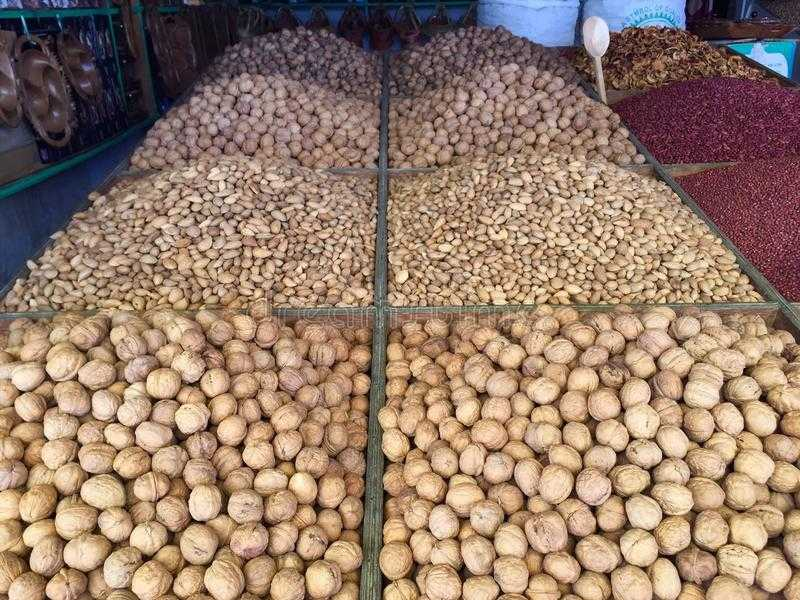 Dry Fruits, Shopping in Jammu