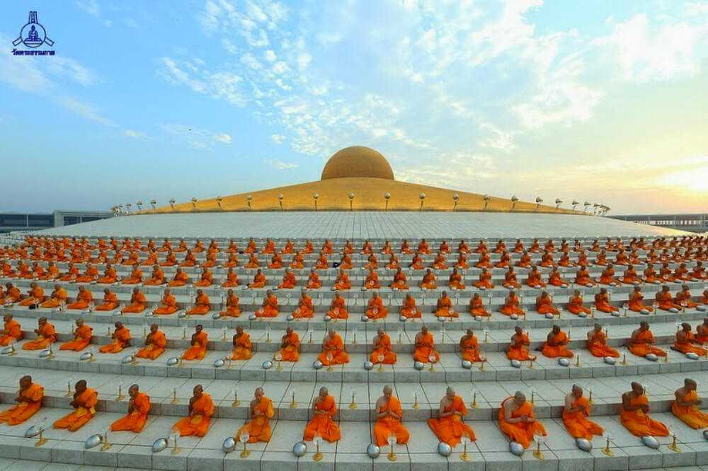 Wat Phra Dhammakaya, Makha Bucha Festival