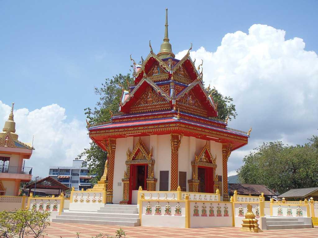 Wat Chayamangkalaram Penang