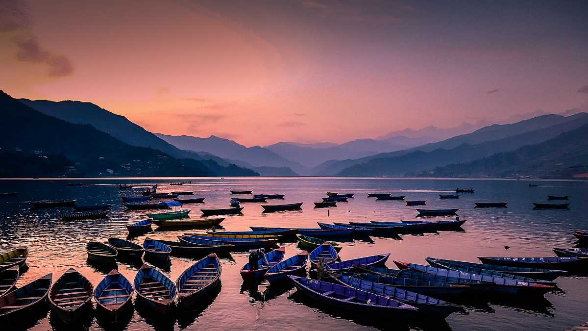 Phewa Lake, Lakes of Pokhara