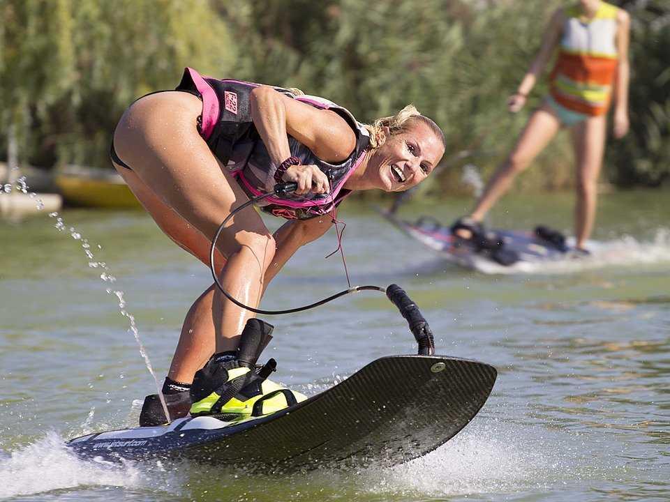 Water Ski in Goa