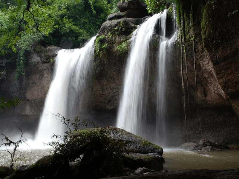 Paradise Waterfalls, Waterfalls in Koh Phangan