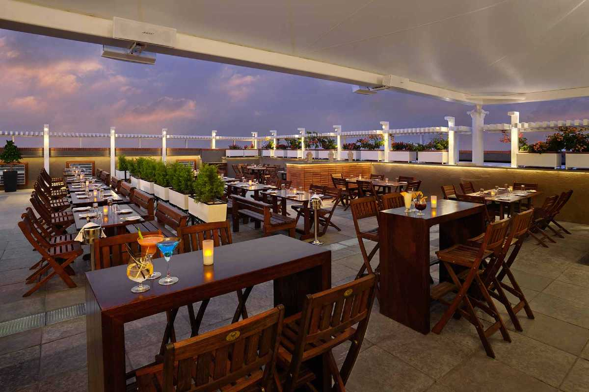 The Terrace at Windmills Craftworks, Bangalore