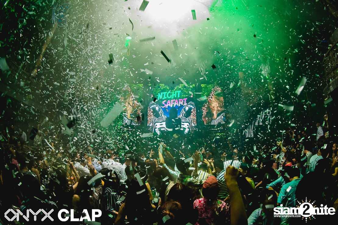 Party at the Onyx, Bangkok