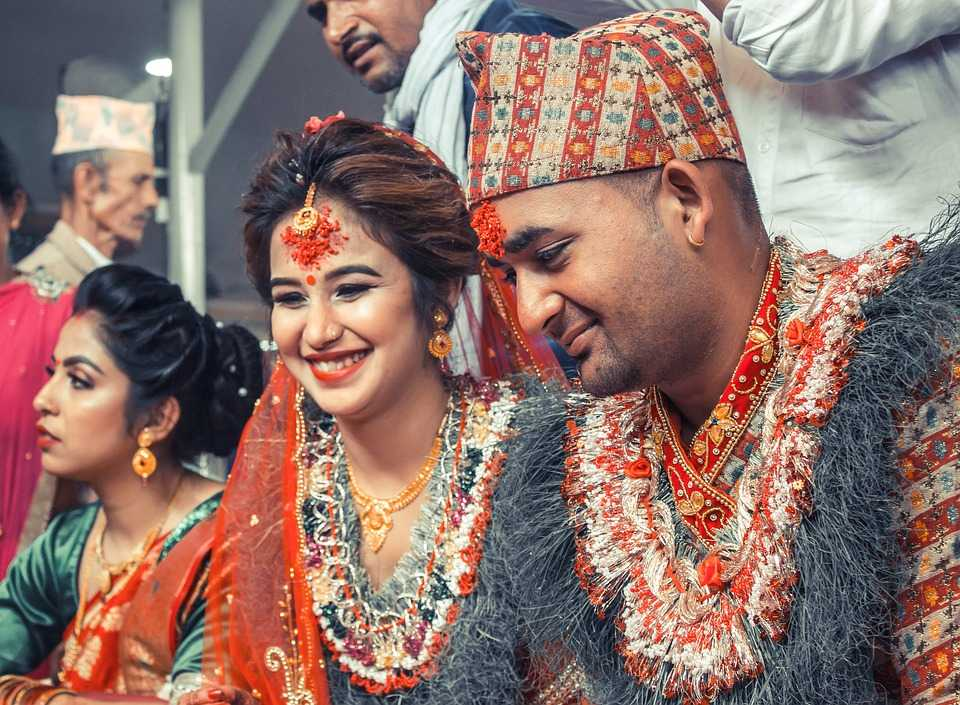 Marriages in Nepal