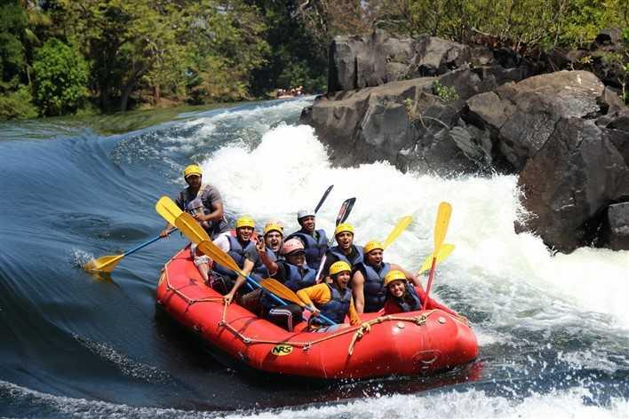 River Rafting near pune