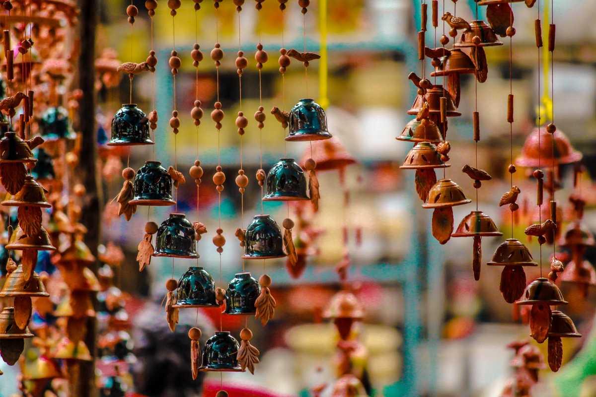 Saram China Market