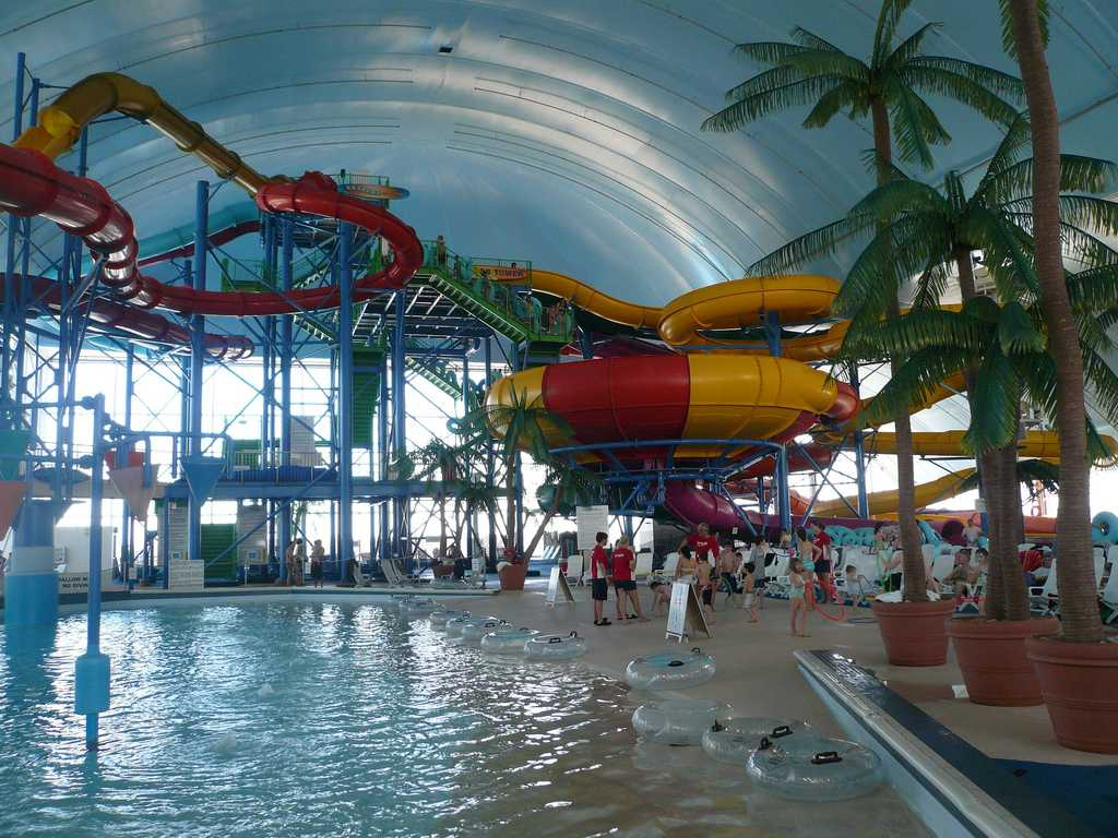Waterparks in Lucknow
