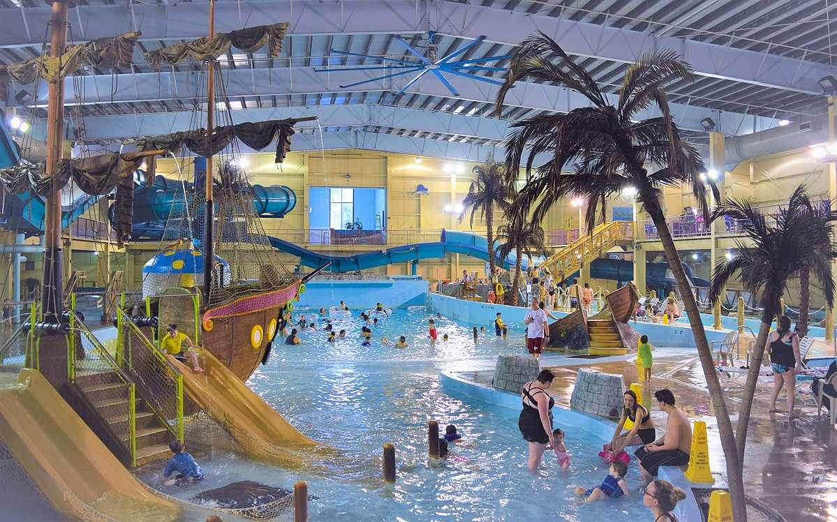 Water parks in Lucknow