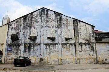 Kopi-O mural, Art of Oldtown Ipoh