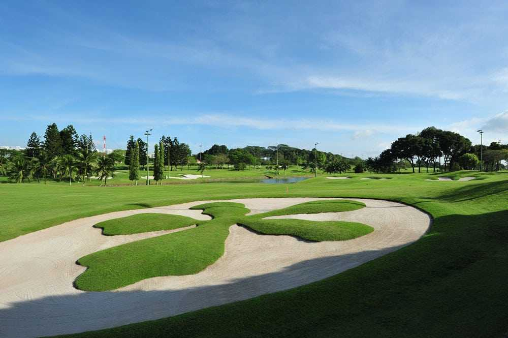Orchid Country Club, Golf Courses in Singapore