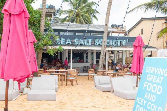 Sea Salt Society Restaurant