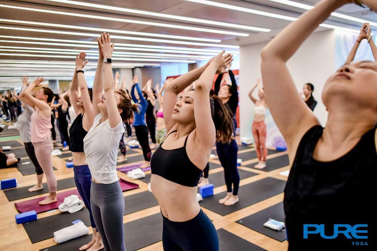 Pure Yoga, Hong Kong