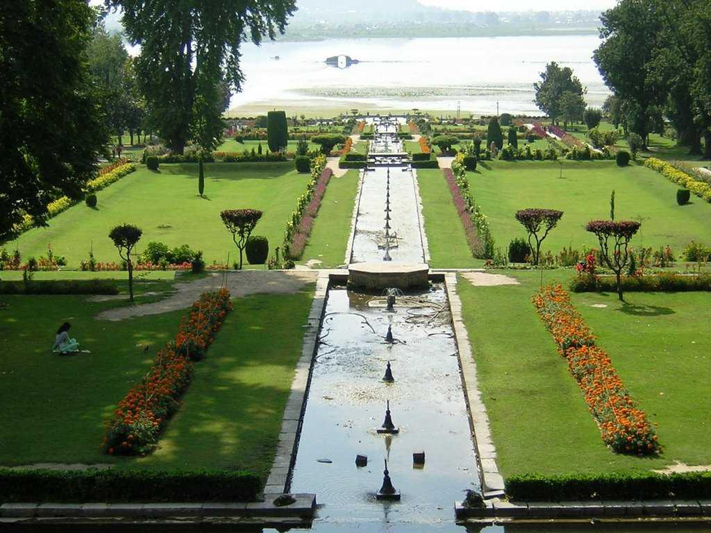 mughal landcape