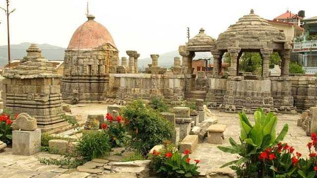 Image result for नागनाथ मंदिर चंपावत