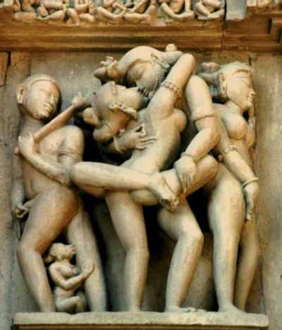 Ancient far east erotic art
