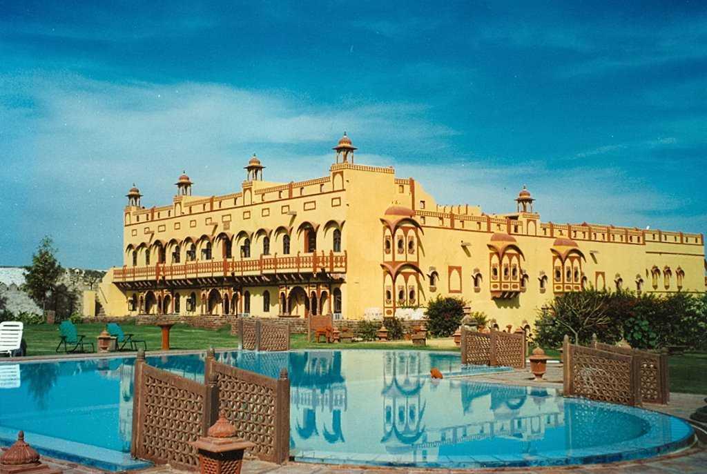 Khimsar Fort Hotel Timings History Images