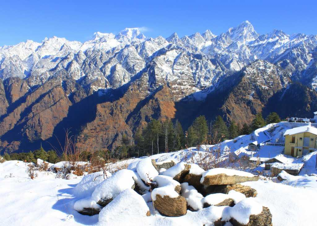 Auli Tourism > Travel Guide, Best Attractions, Tours ...
