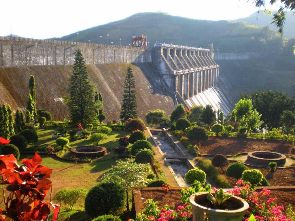 Kolab Hydro Electric Power Reservoir And Botanical Garden Jeypore