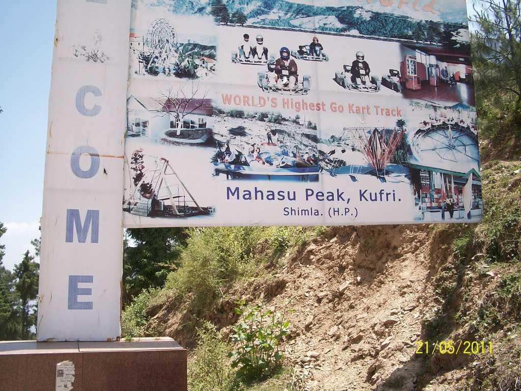Image result for Mahasu Peak, Kufri
