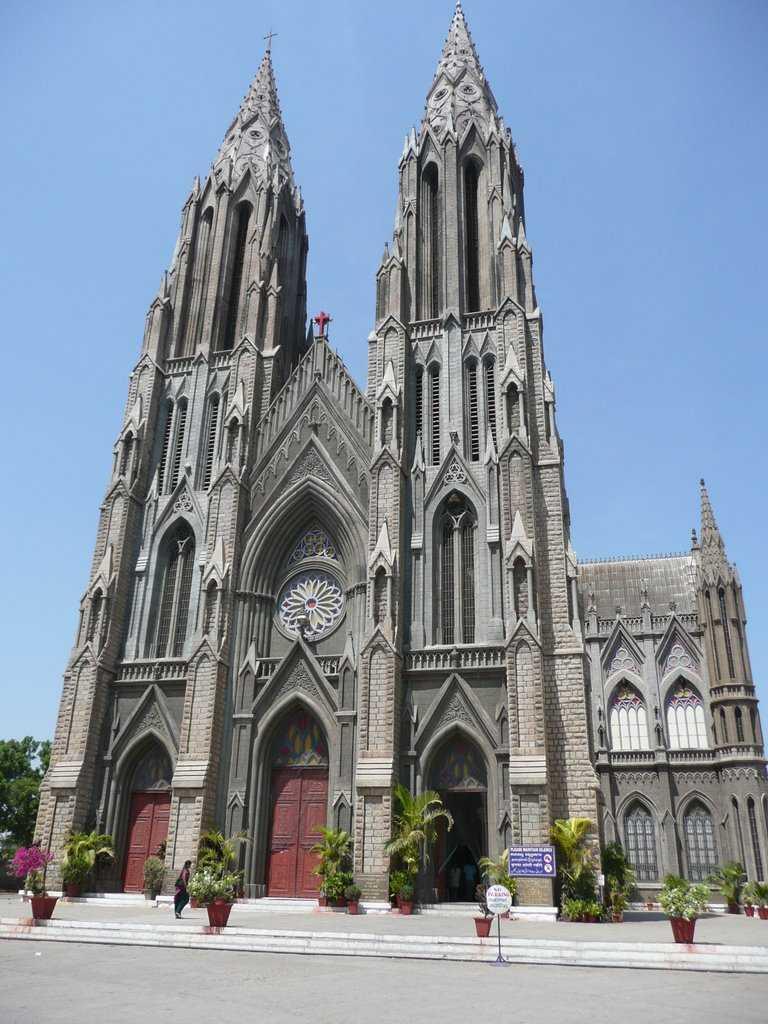 St  Philomena's Church, Mysore| Catholic Church | Timings