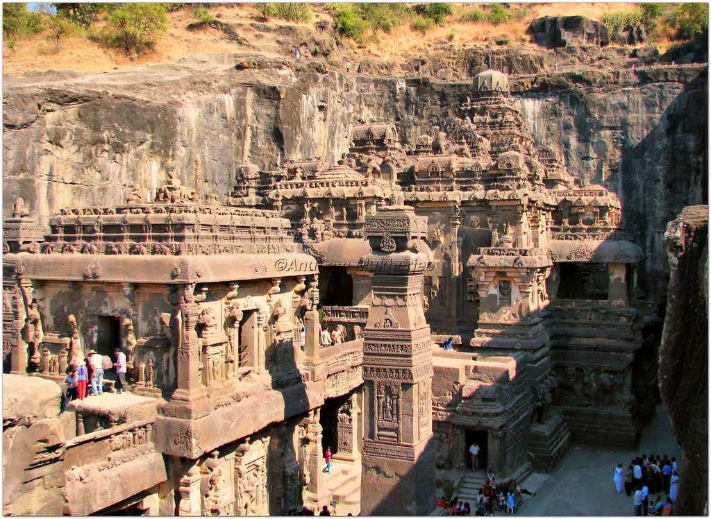 caves in india, ajanta ellora caves