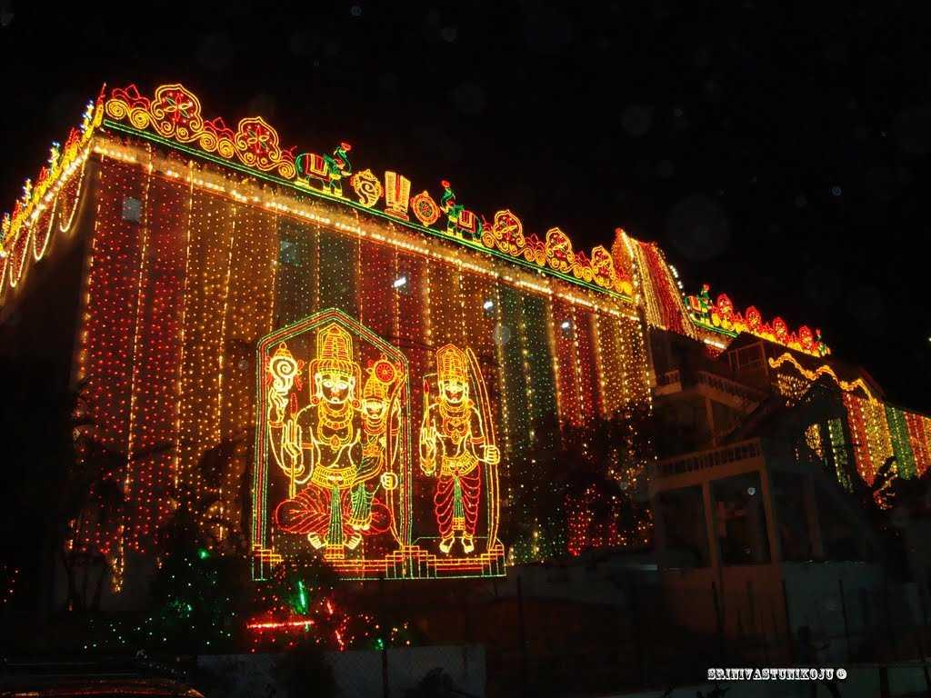 Bhadrachla Rama Temple