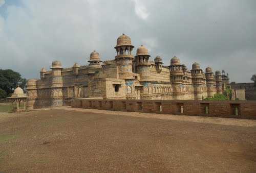 Man Mandir Palace Gwalior Man Mandir Palace Timings History