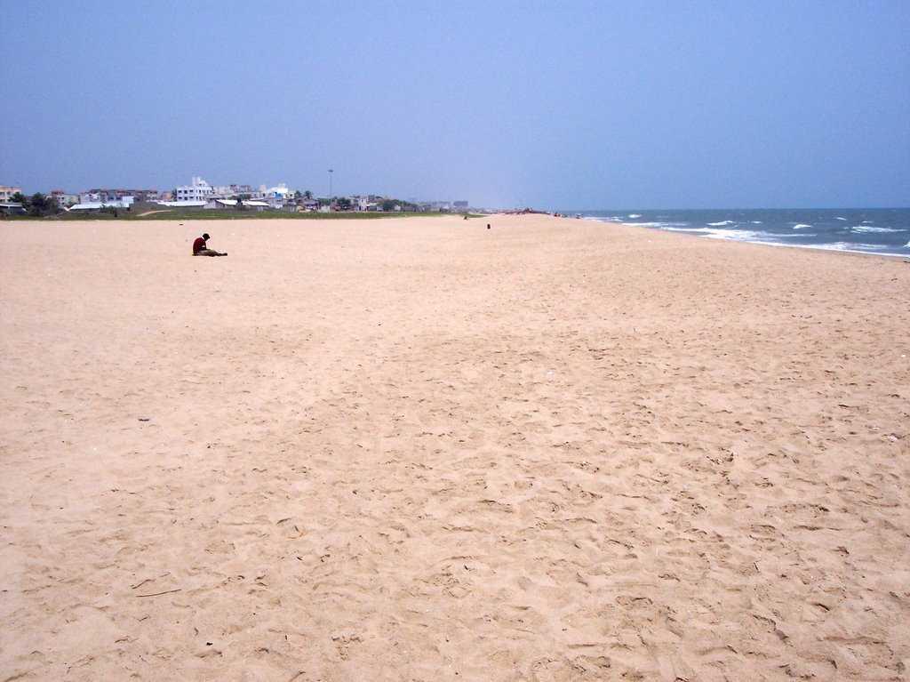 Marina Beach Restaurants Chennai