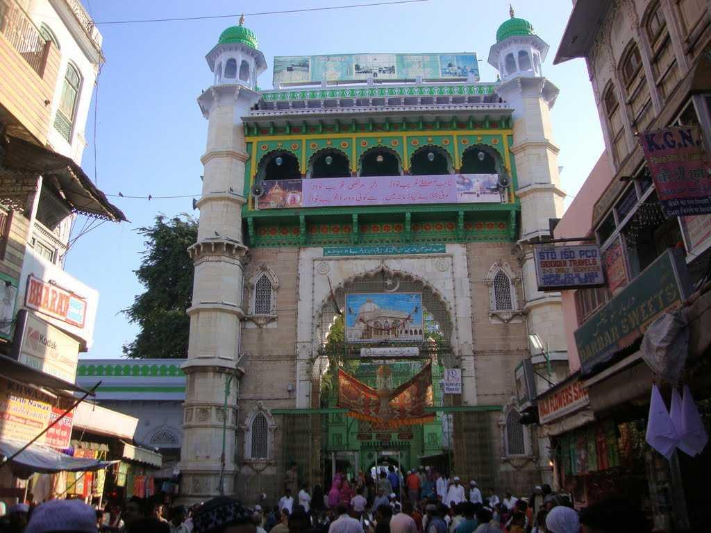 Dargah Sharif Ajmer Photos Timings Qawali Tomb Of