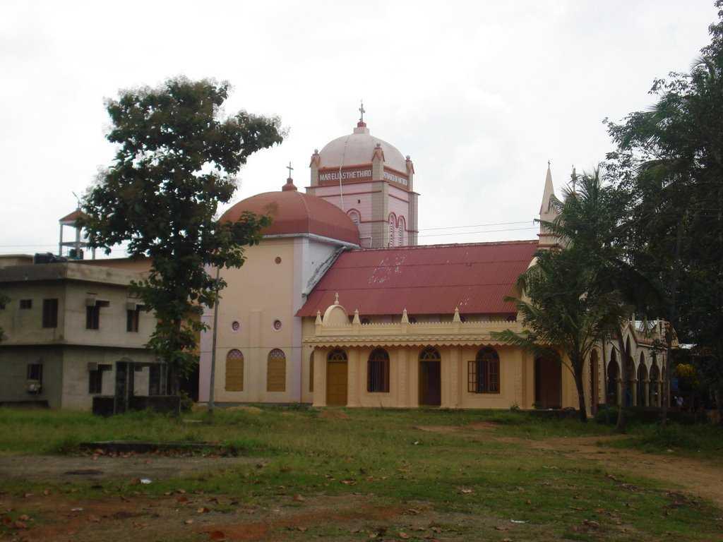 Manjinikkara Monastery, Kerala