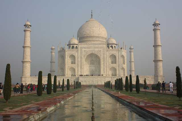travel guide agra best time visit