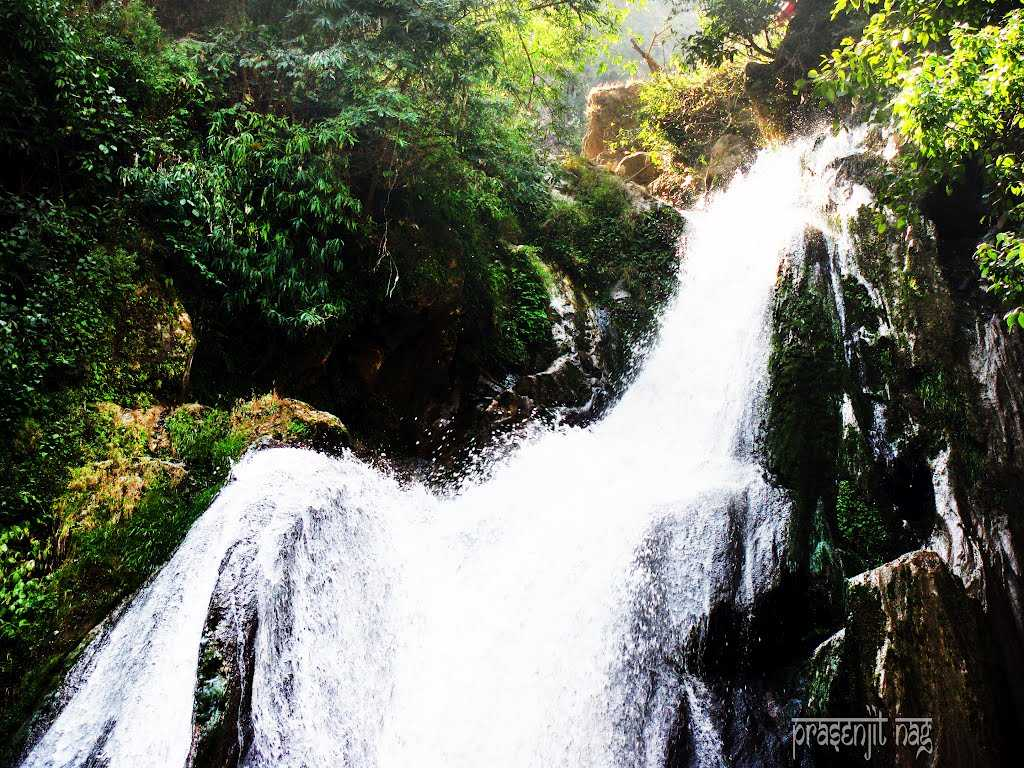 Kempty Falls, Mussoorie, road trips from Delhi