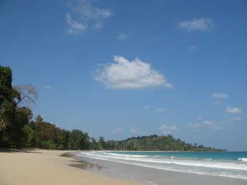 how to reach andaman by train
