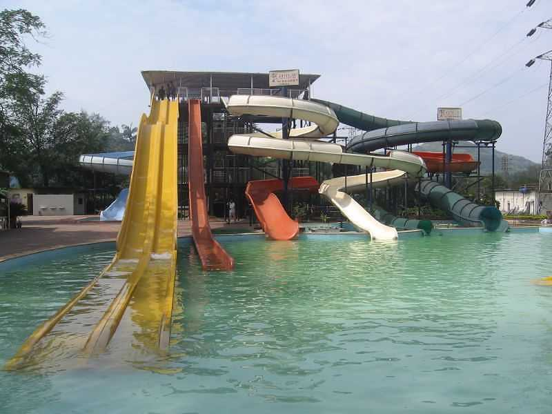 Panshet Water Park,  Water parks in Pune