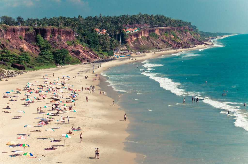 Varkala Tourism Gt Beaches Top Things To Do Tours Amp Packages