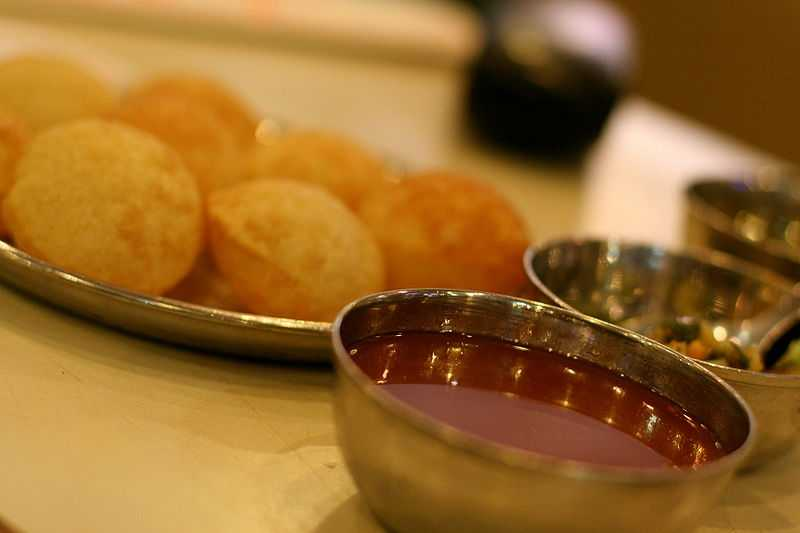 Local dishes of Lavasa
