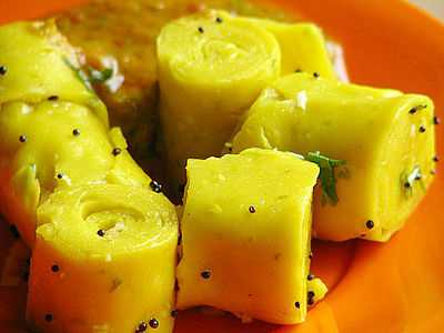 Local dishes of Daman