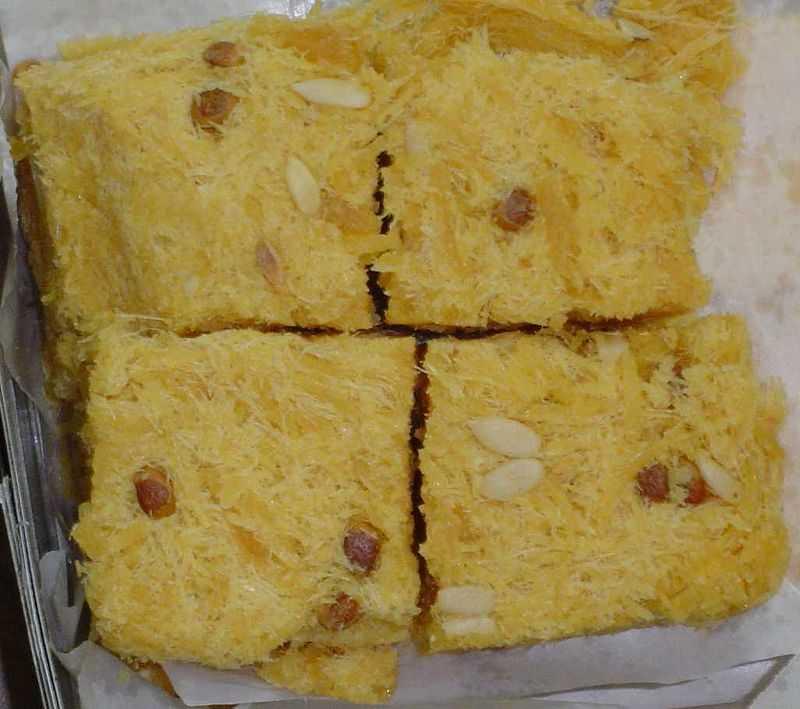 Local dishes of Vaishno Devi