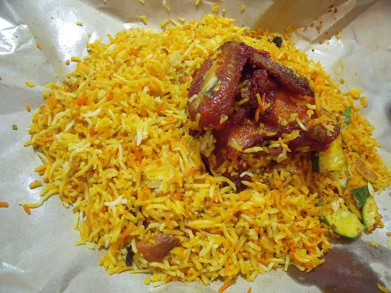 Local dishes of Coimbatore