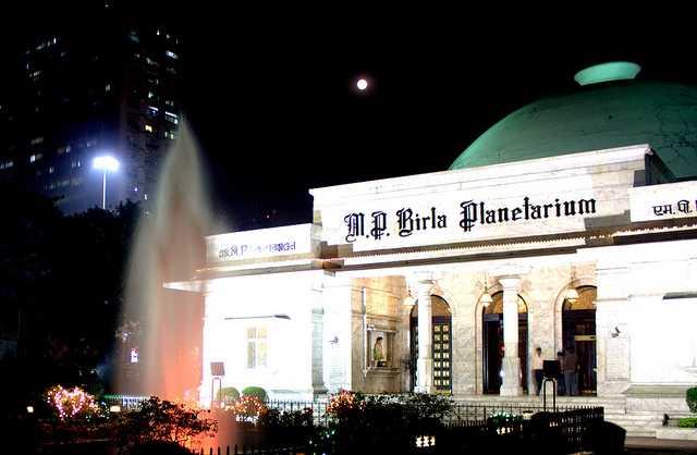 Your visit to the birla planetarium