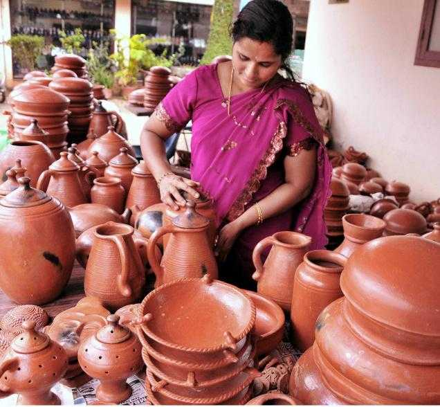 Aruvacode Land Of Potters And Pottery Works Nilambur