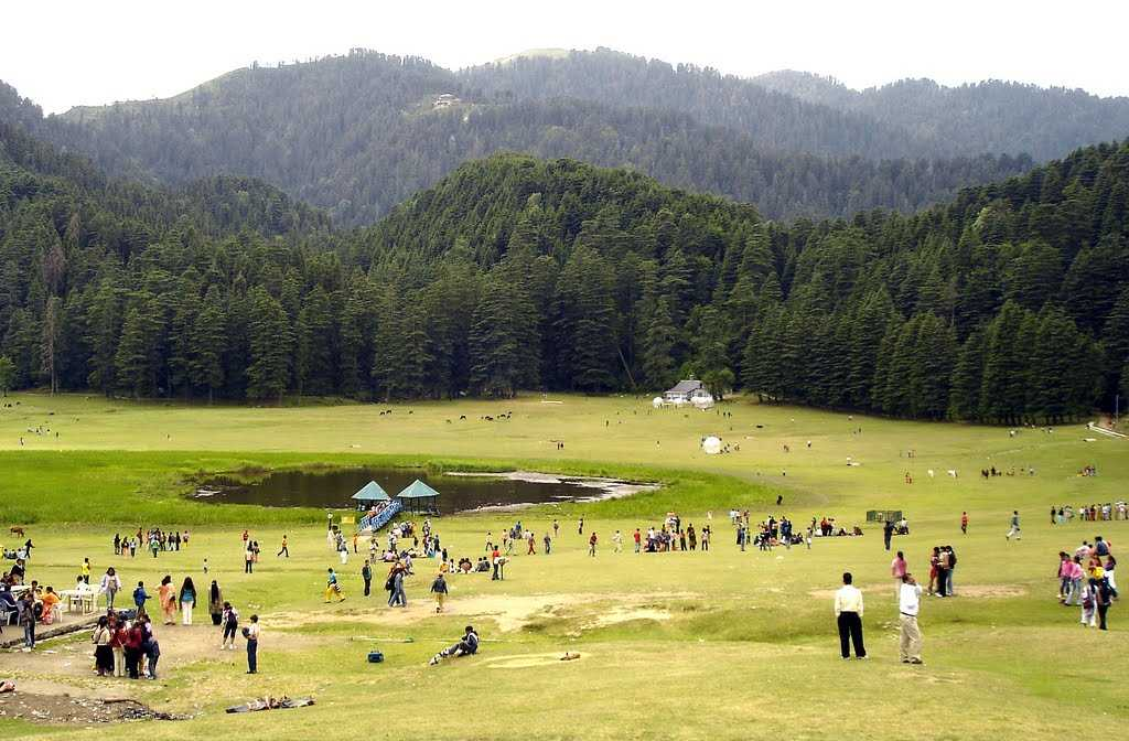 Khajjiar Tourism Gt Travel Guide Best Attractions Tours Amp Packages