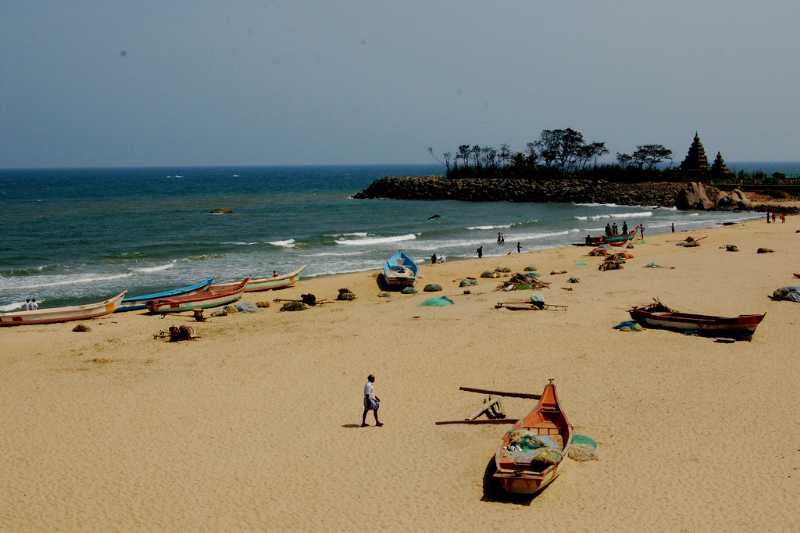 Best Beaches Near Chennai