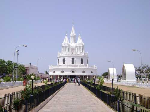 Velankanni Church Vailankanni Church Vailankanni Shrine
