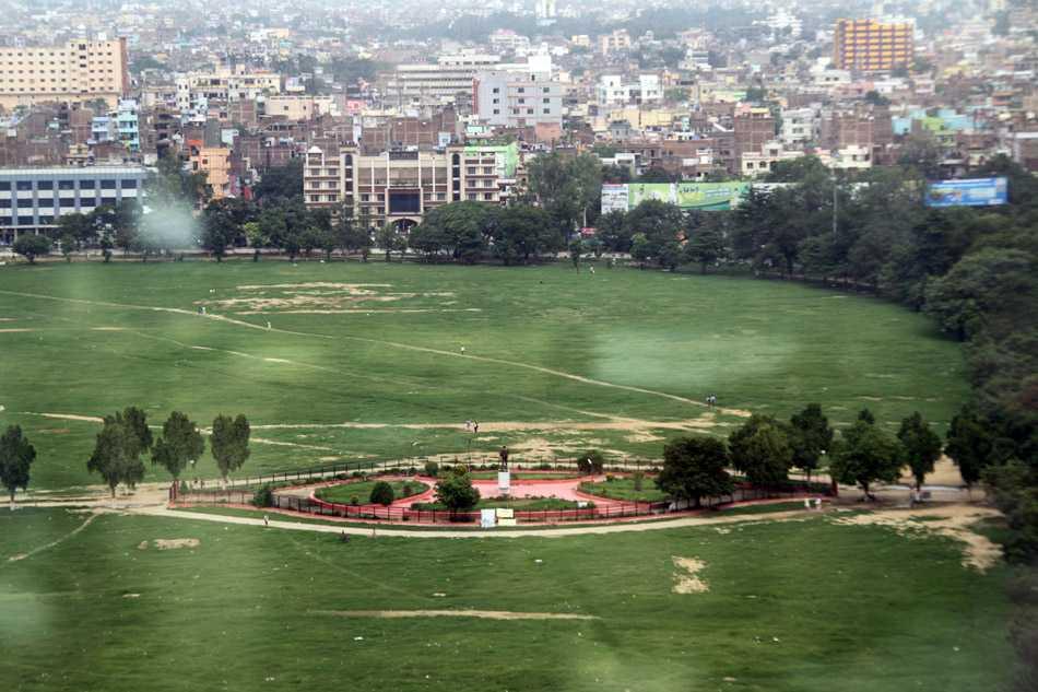 Gandhi Maidan, Patna