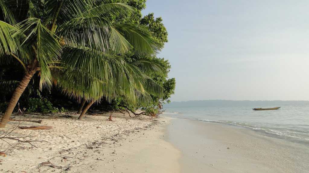 Havelock Island, Andaman, islands of india