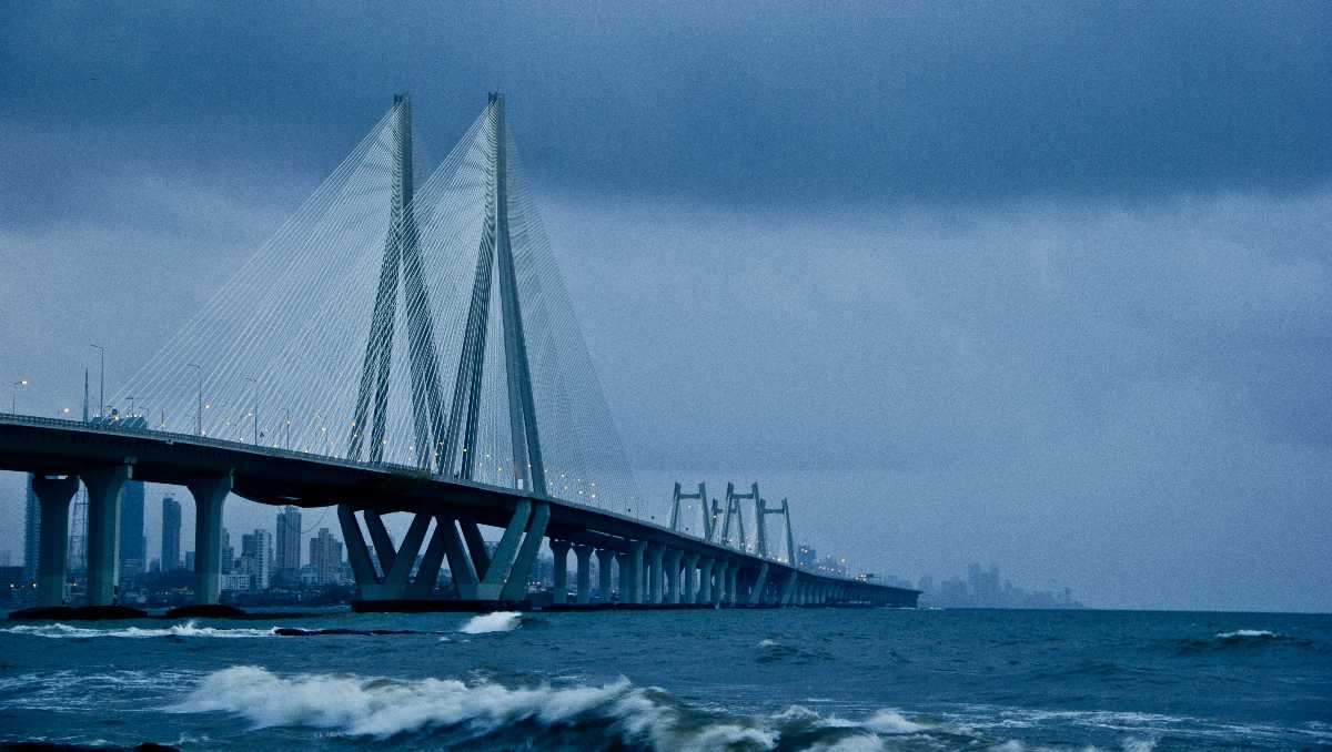 Bandra Worli Sea Link Mumbai - Information about Bandra Worli Sea Link ...