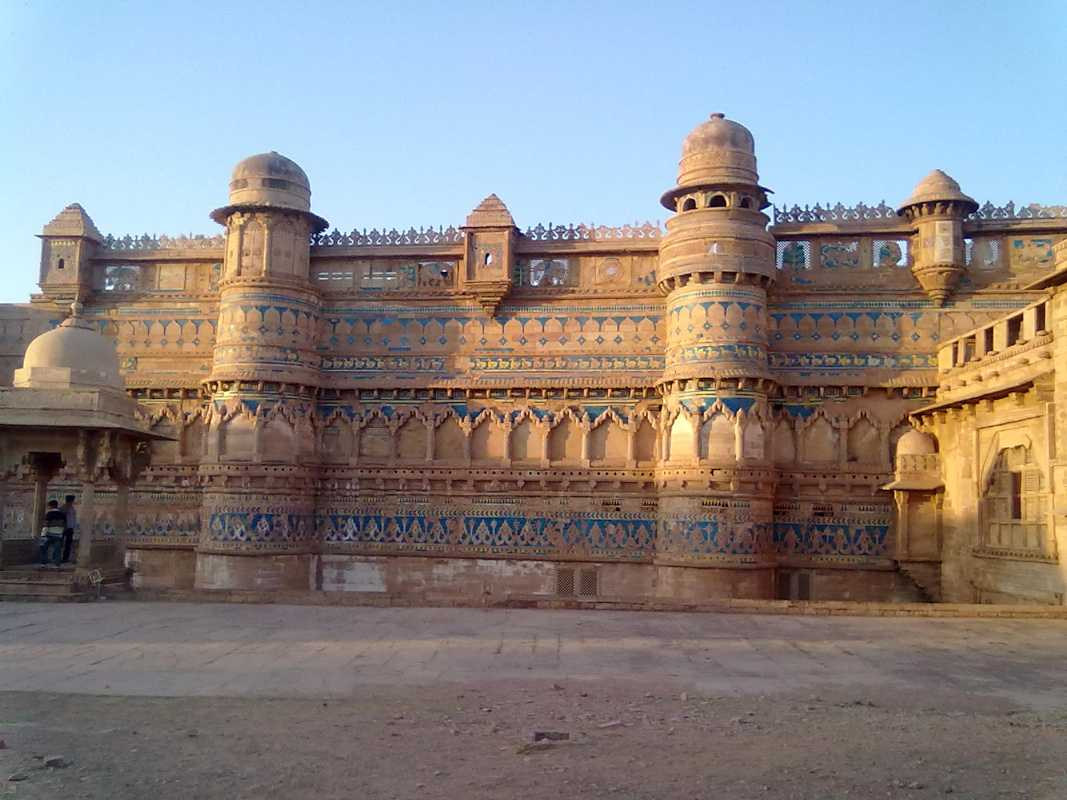 forts of india : Gwalior Fort